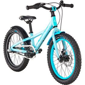 s'cool faXe 18 3-S - Vélo enfant - alloy bleu